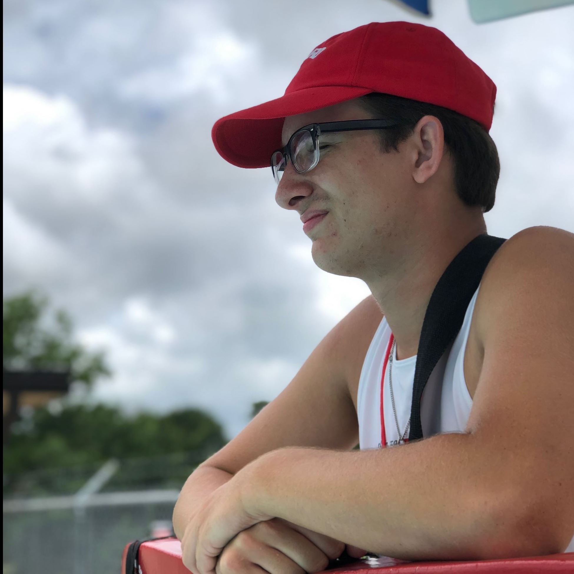 Picture of Justin - Lifeguard of the Week